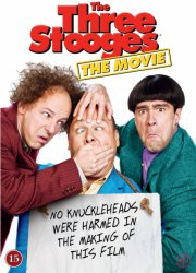 the three stooges - DVD