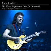 steve hackett - the total experience live in liverpool - cd
