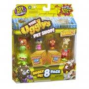 the ugglys - pet shop - 8 pack - Figurer