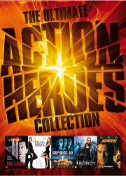 the ultimate action heroes collection - DVD