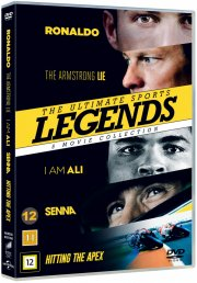 the ultimate sports legends - DVD