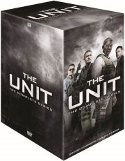 the unit box - komplet - sæson 1-4 - DVD