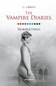 the vampire diaries #10: skæbnetimen - bog