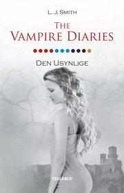 the vampire diaries #11: den usynlige - bog