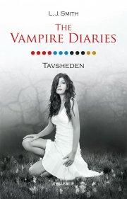 the vampire diaries #12: tavsheden - bog