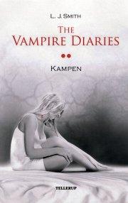 the vampire diaries #2 kampen - bog