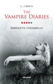 the vampire diaries #5 mørkets frembrud - bog