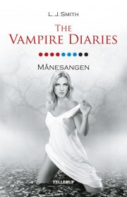 the vampire diaries #9:månesang  - Softcover