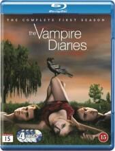 the vampire diaries - sæson 1 - Blu-Ray