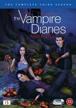 the vampire diaries - sæson 3 - DVD