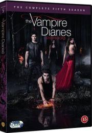 the vampire diaries - sæson 5 - DVD