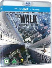 the walk - 3d - Blu-Ray