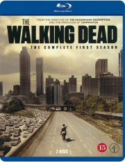 the walking dead - sæson 1 - Blu-Ray