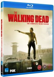 the walking dead - sæson 3 - Blu-Ray