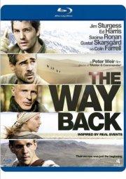 the way back - Blu-Ray