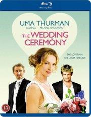 the wedding ceremony - Blu-Ray