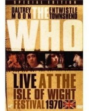 the who - live at the isle of wight festival 1970 - DVD