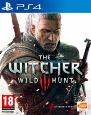 the witcher iii (3) wild hunt - PS4