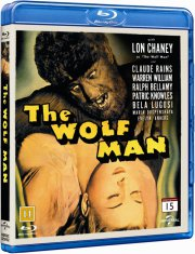 the wolf man - Blu-Ray