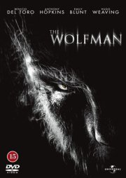 the wolfman - extended directors cut - DVD