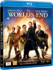 the worlds end - Blu-Ray