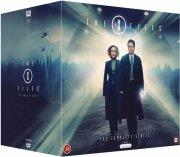 the x-files - den komplette serie - DVD