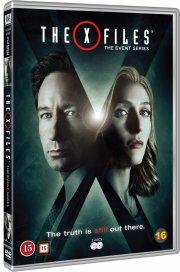 x-files - the event series - sæson 10 - DVD