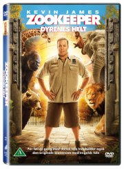 the zookeeper - dyrenes helt - DVD