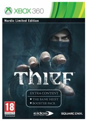 thief - nordic limited edition - xbox 360