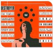 destroyer - thief - reissue - cd
