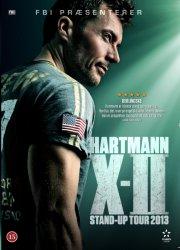 thomas hartmann x-ii - stand up tour 2013 - DVD
