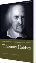 thomas hobbes - bog