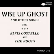 elvis costello & the roots - wise up ghost - cd