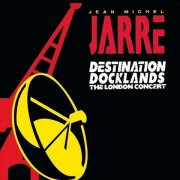 jarre jean michel - destination docklands - the london concert - cd