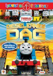 thomas og vennerne 34 - dieselernes dag - DVD