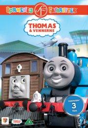 thomas og vennnerne - boks - DVD
