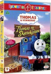 thomas og vennerne / thomas and friends - 28 - thomas & skattekisten - DVD