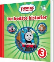 thomas & vennerne: de bedste historier 3 - bog