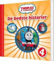 thomas & vennerne: de bedste historier 4 - bog
