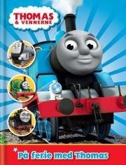 thomas & vennerne: på ferie med thomas - bog