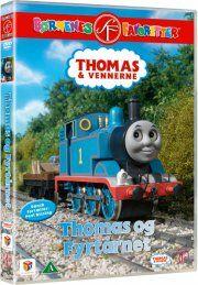 thomas & vennerne - thomas & fyrtårnet - DVD