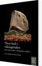 thor-kult i vikingetiden - bog