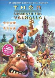 thor - legenden fra valhalla - DVD