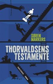 thorvaldsens testamente - bog