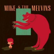 mike and the melvins - three men and a baby - cd