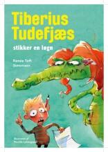 tiberius tudefjæs stikker en løgn - bog