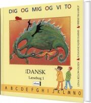 tid til dansk 1.kl. dig og mig og vi to, læsebog 1 - bog