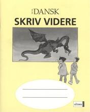 tid til dansk 1.kl. skr. 25 stk - bog