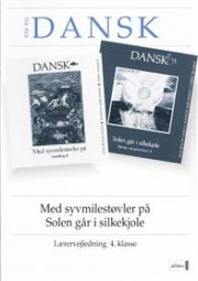 tid til dansk 4.kl. lærervejledning - bog