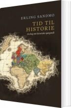 tid til historie - bog